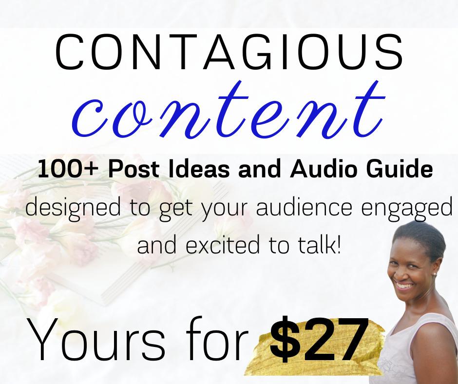 contagious content