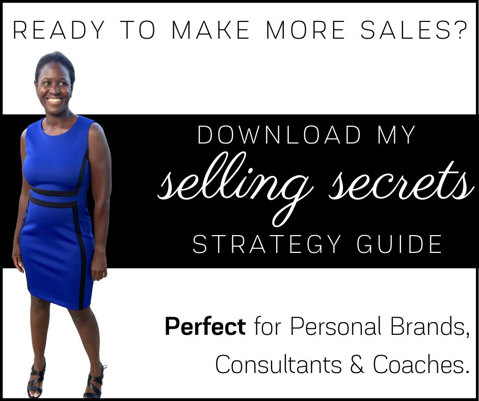 selling secrets guide